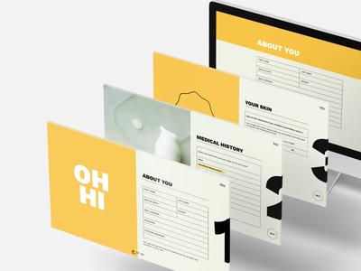 Form design exploration
