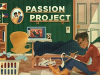 Passion Project Contest Entry