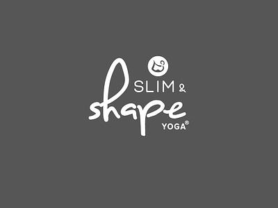Slim & Shape Yoga weight loss in shape shape slim yoga logo yoga