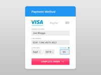Credit Card Payment - Day 4