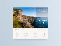 Weather Widget - Day 10