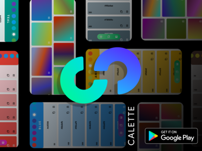 Calette - Color Palette & Gradients