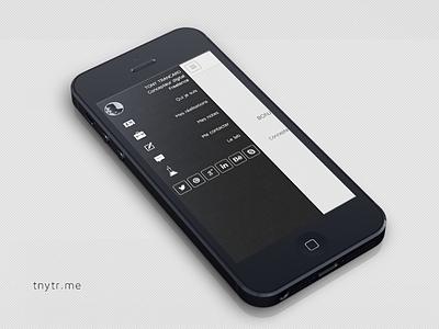 Mobil version of tnytr.me rdw