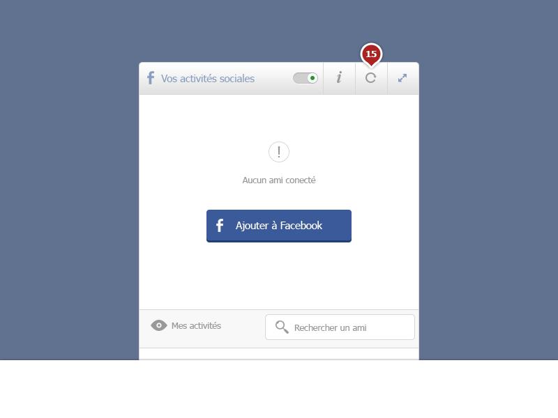 Widget FB