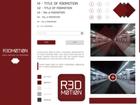 Ui Redmotion