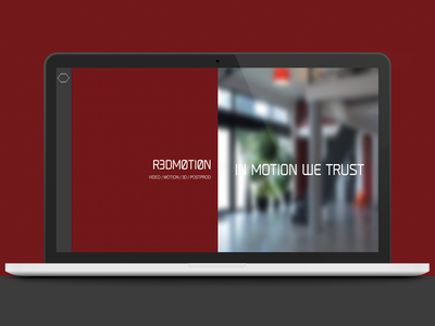 Siteweb Redmotion