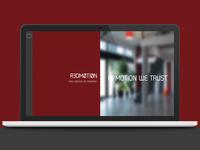 Siteweb Redmotion