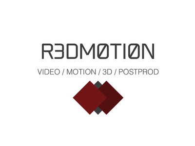 Logo Redmotion logo brand