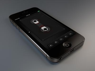 Oldtapeapp ios audio tape