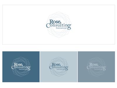 Kjr Branding Final logo branding rose