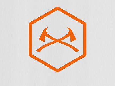 lumberjack logo branding personal