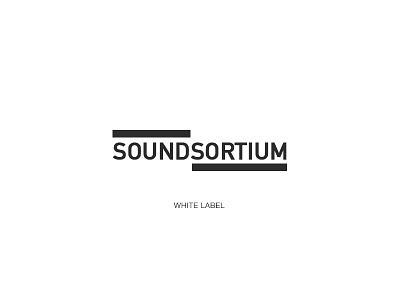 Soundsortium branding musico logo branding