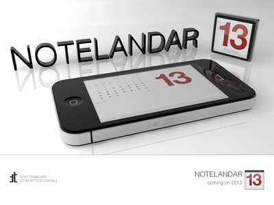 Notelandar Teasing version 3d