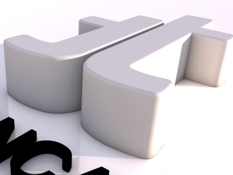 Logo3dtt 3d branding