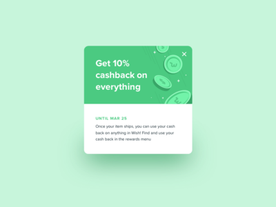 Cashback Graphic