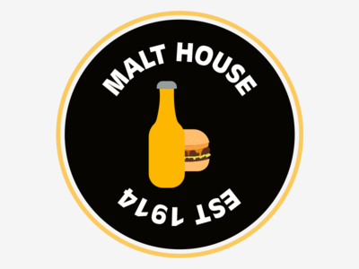 Malt House Pub Logo
