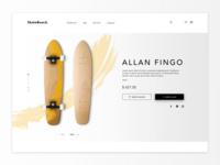 Skateboard Concept