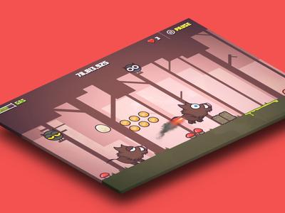 Warty Warthog iOS Game ios game warthog mobile