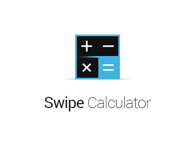 Swipe Calculator swipe calculator android app icon free
