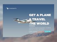 Aircraft Startup Coming Soon