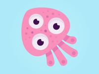 Mommy jelly monster