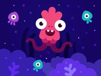Monster ocean