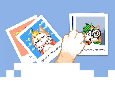 Pixelcraft App: Unicat Mascot