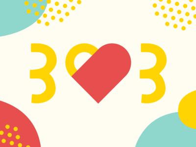 303 Omsk logo