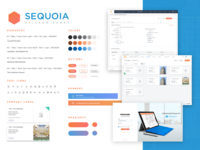 Sequoia Sticker Sheet