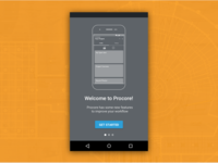 Android Intro To Procore Redesign