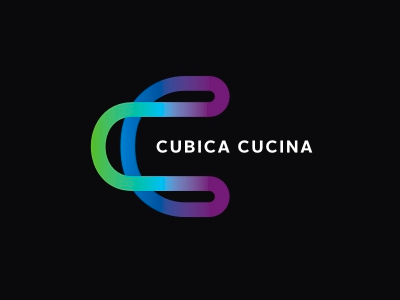 Cubica cucina monogramm logo loft kitchen expensive developer company