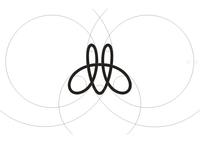 Marotta girls M-monogram