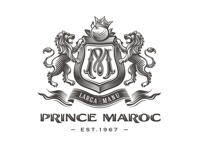 Prince prince maroc friuts arms logo