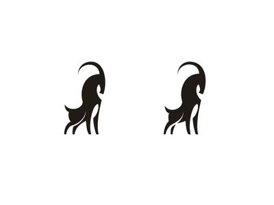 New Ibex icon symbol design mark branding identity logo logotype