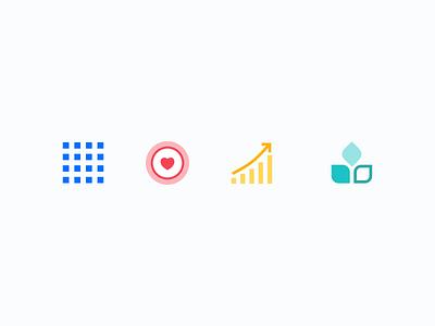 2020 flat icon design inspiration 2020 app design design illustration flat logo app icon ui