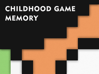 Childhood Game Memory