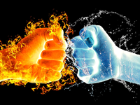 Ice And Fire Fist