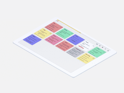 To-do lists for tidily.io kanban gtd task to-do