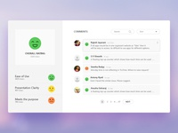 App Owner Screen for User Feedback