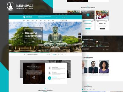 Buddha - Buddhist HTML Temple