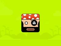 Square Head Pirate