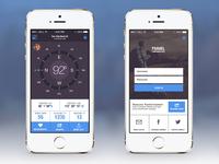 Mobile App UI / UX