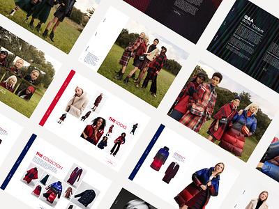 TH Icons - Press Kit branding design brand lookbook design press kit tommy hilfiger fashion brand layout editorial layout editorial design lookbook indesign graphic design branding