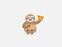 In a relationship with pizza