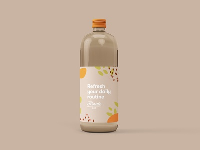 Florette Water Bottle