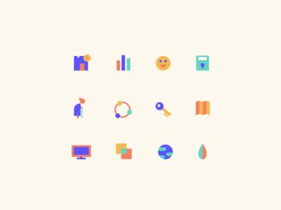 Nuda icons