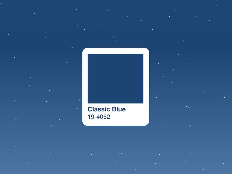 Classic Blue 19-4052 blue classic blue colour 2020 pantone 2020 pantone of the year pantone brand graphic design branding design illustration