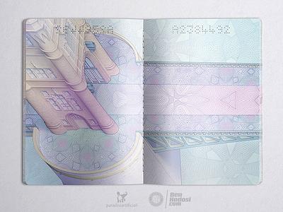 UK Passport design competition security design contest dezeen brexit passport united kingdom uk guilloche