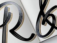 Benedictus Brush font