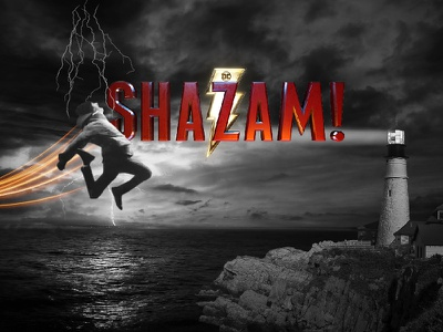 SHAZAM Fan Made Poster
